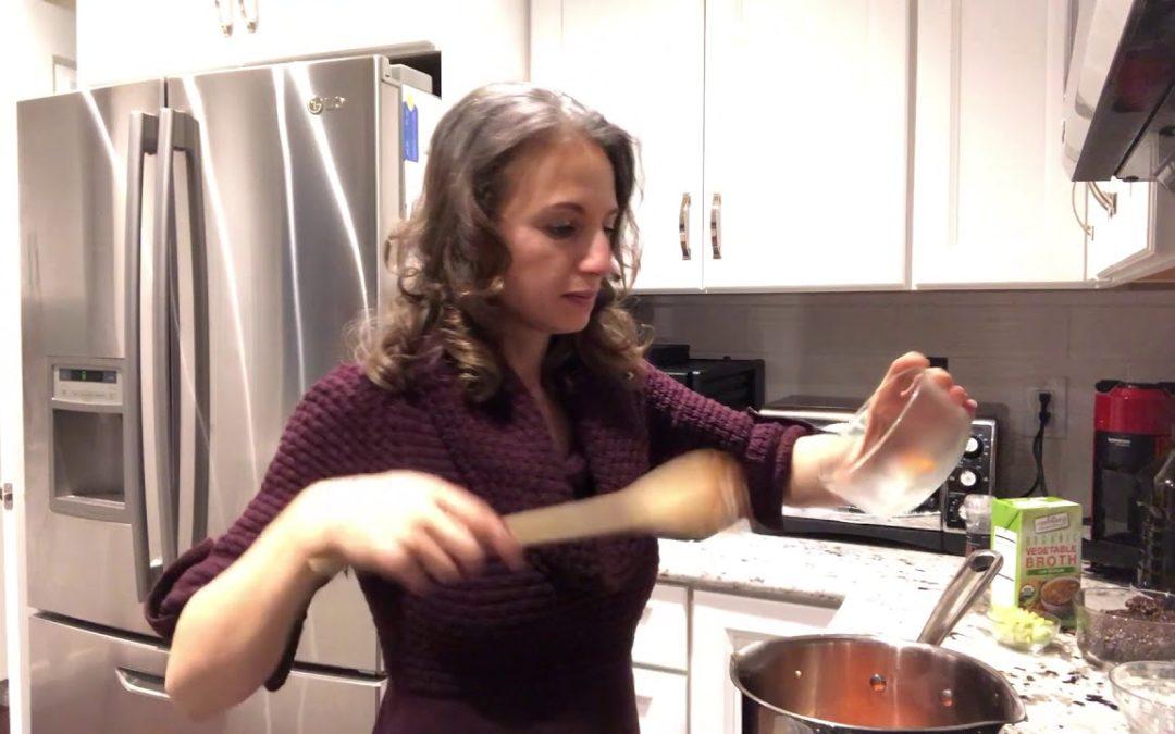 Lentil Soup (Video)